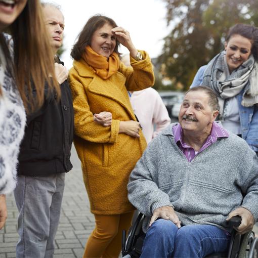Ambulant betreute Wohngemeinschaften