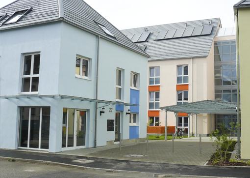Wohnanlage Zuffenhausen